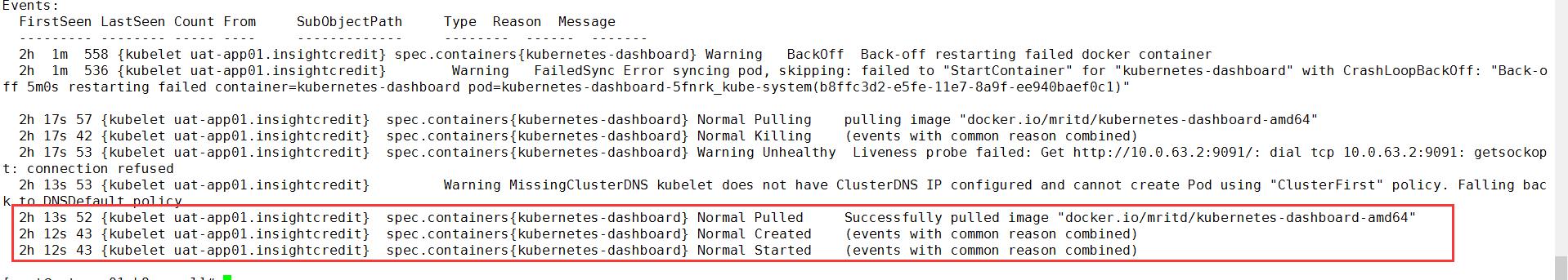 Kubernetest dashboard安装| LouisvV's Blog